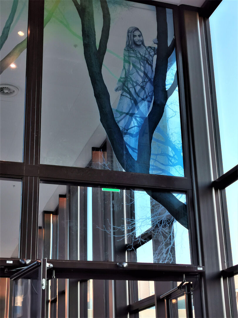 03 Gery Bouw en Jori van Boxtel glaskunstwerk Amphia Ziekenhuis Breda  2...