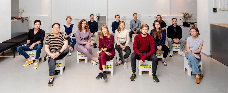 11 designers van start bij TalentHub Brabant