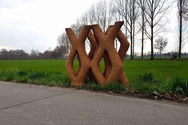 Absorberende architectuur door Studio Eric Klarenbeek & Maartje Dros