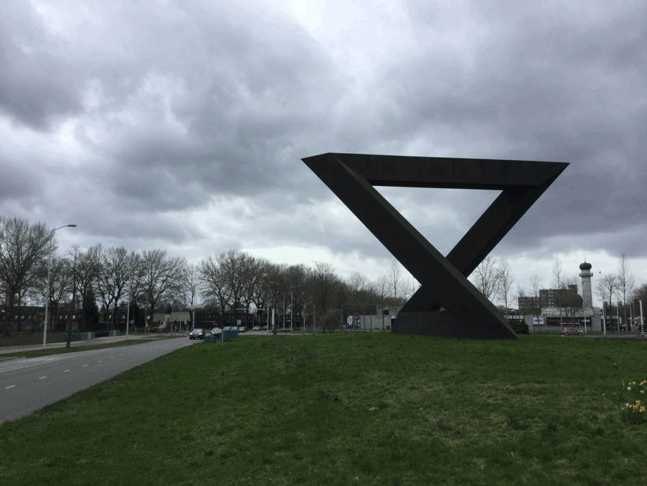 Arie Berkulin, Swing, Eindhoven 1977