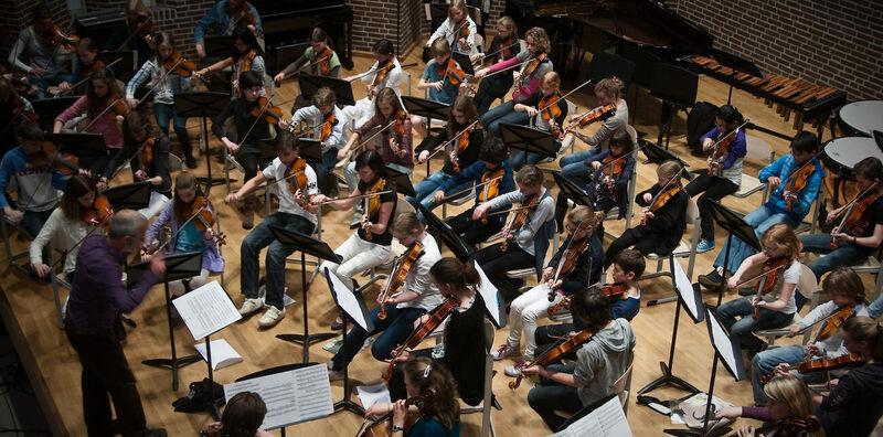 Arrangeur klassieke en hedendaagse symfonische muziek