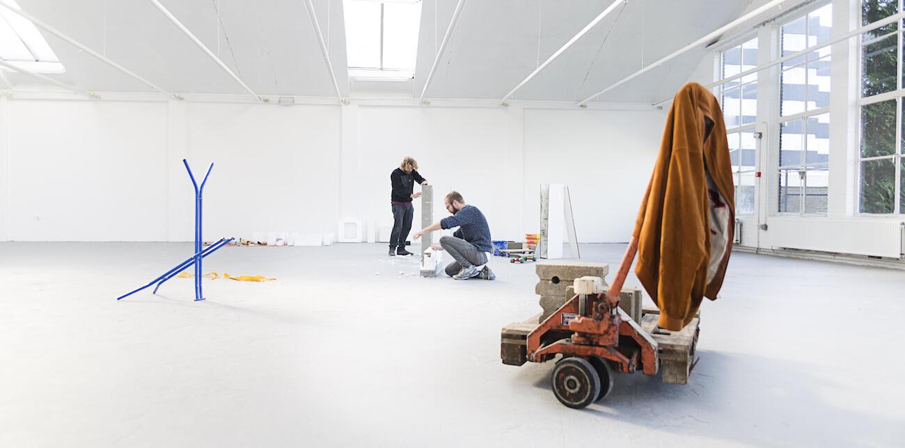 Artist in Residence platform Brabant