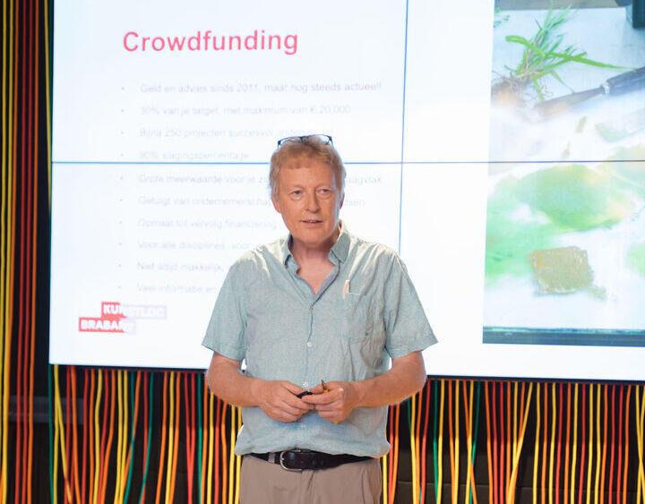 Blog   Zeven jaar crowdfunding