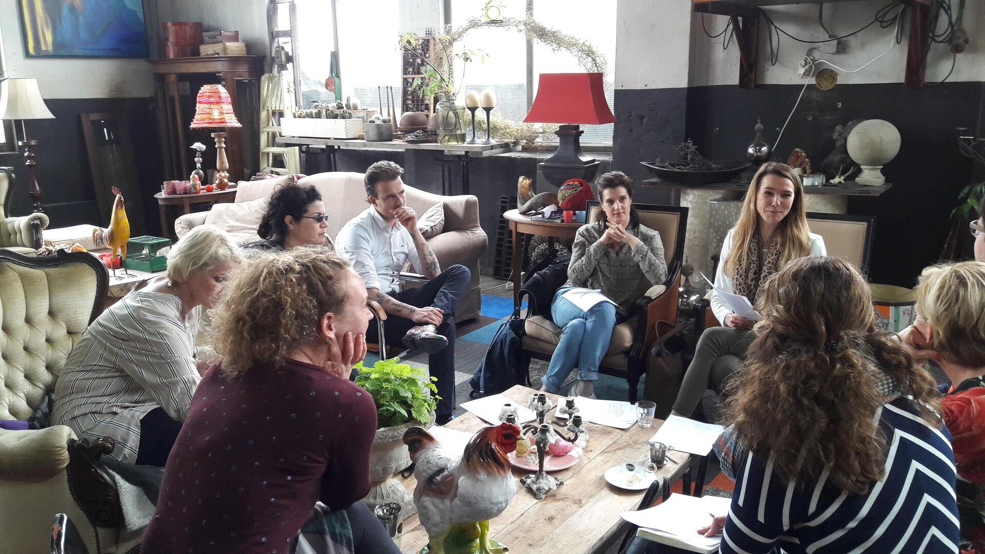 CAB-Café #10 | De kracht van de kleine gemeente
