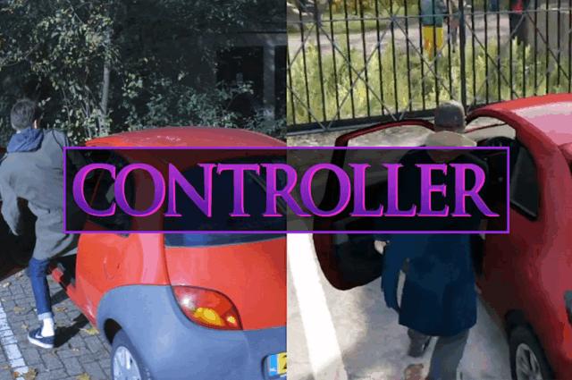 Controller | Jesse van der Meulen