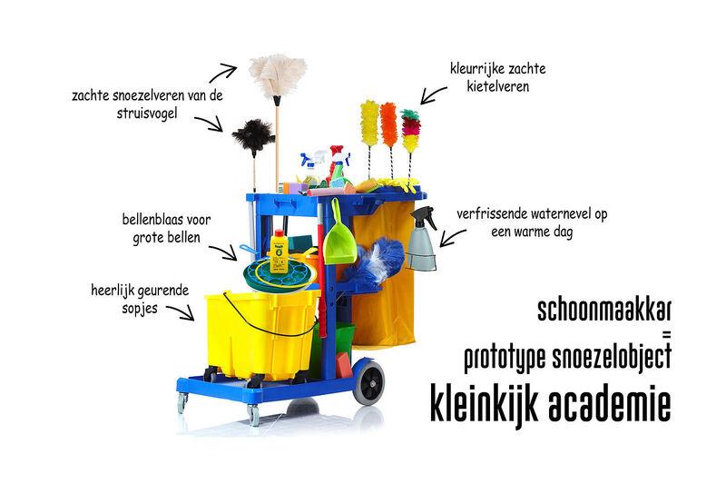 De Kleinkijk Academie bij Severinus