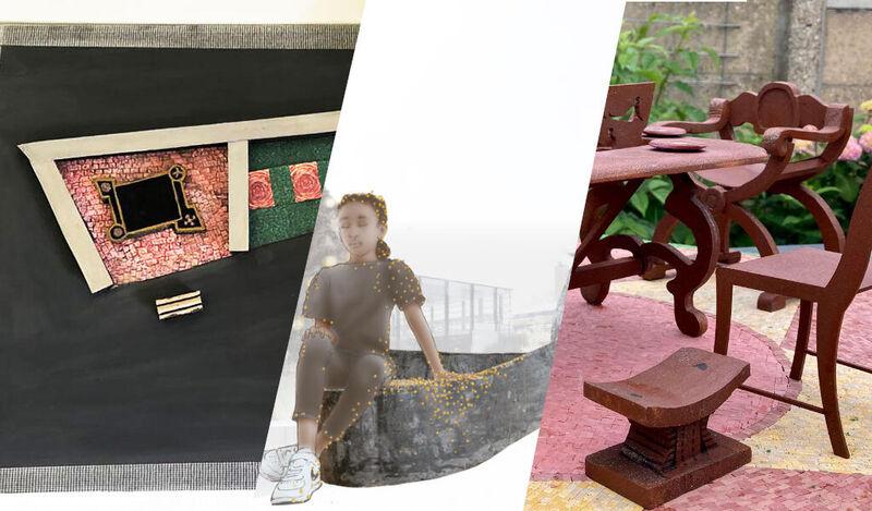 Drie ontwerpen voor monument herdenking slavernijverleden
