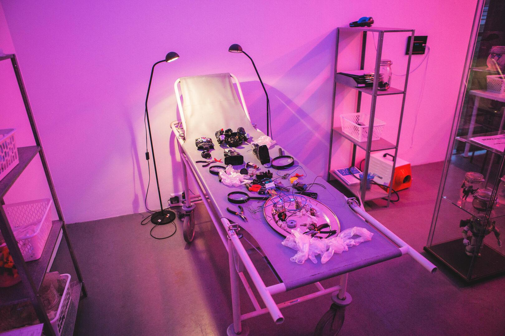 Een robot als kunstenaar - Casper de Jong