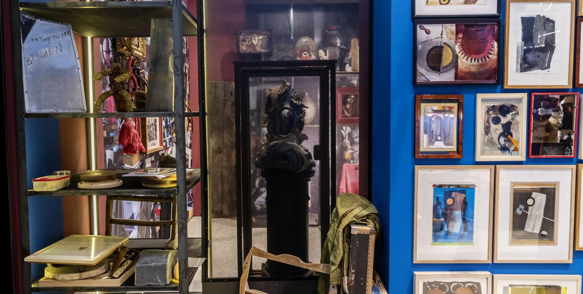 Expositie Wunderkammer: het magische object