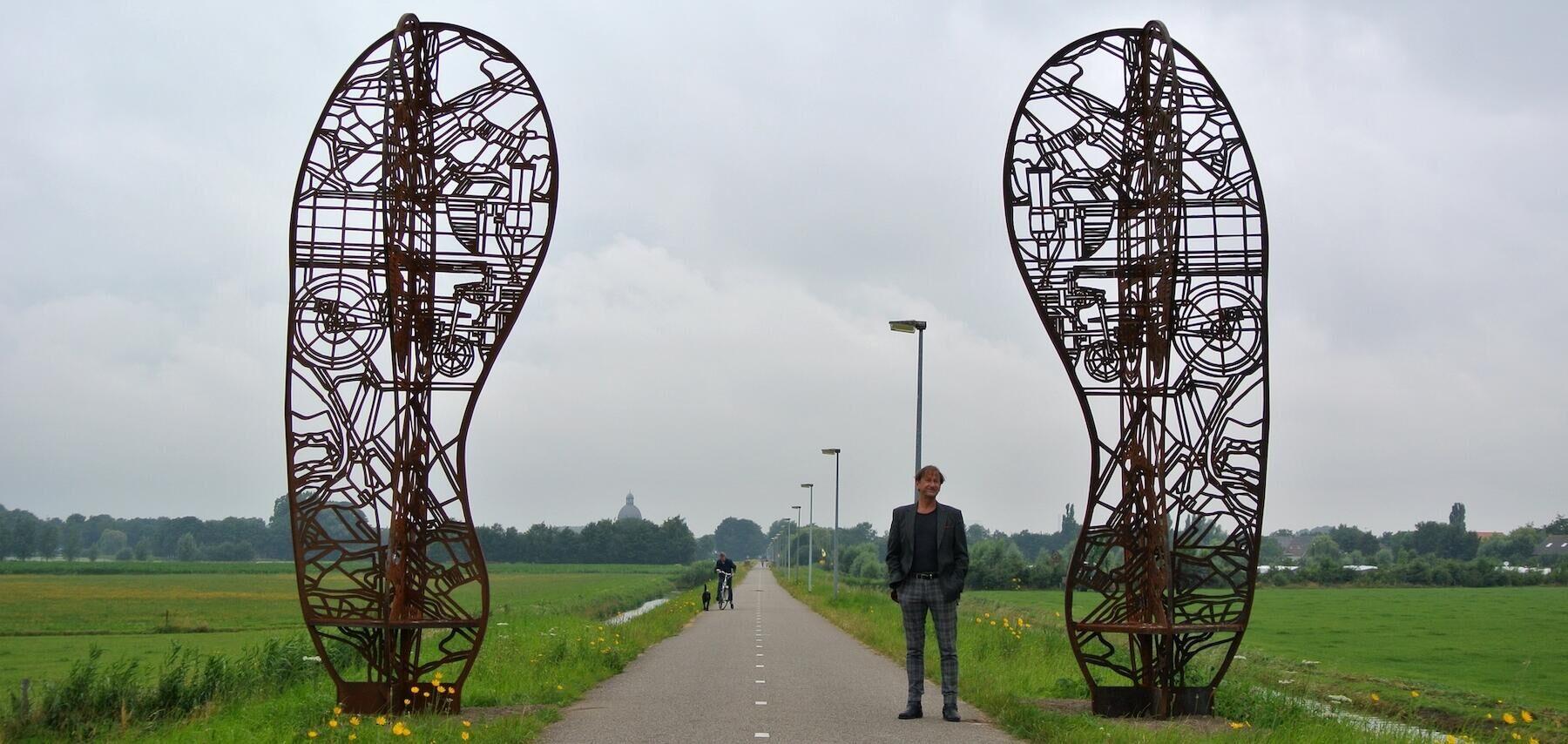 Footprint - Harald Vlugt - foto Robbert Jan Blekemolen