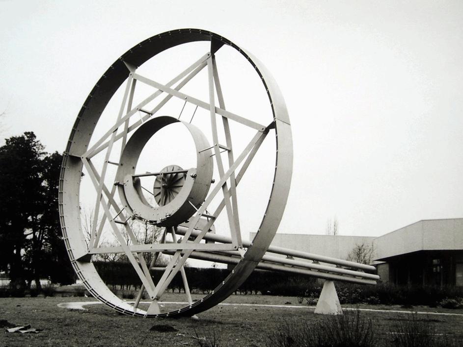 Gerrit van Bakel - Het Wiel - Tilburg 1989