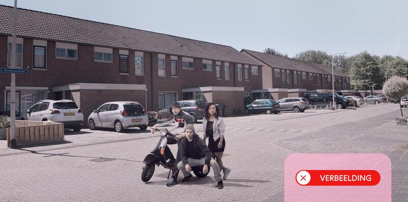 Klik hier voor verbeelding #2: Leefbaarheid in de wijk