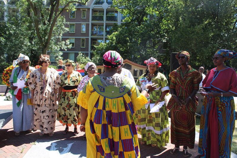 Kunstloc ondersteunt ontwikkeling Slavernij Monument in Tilburg