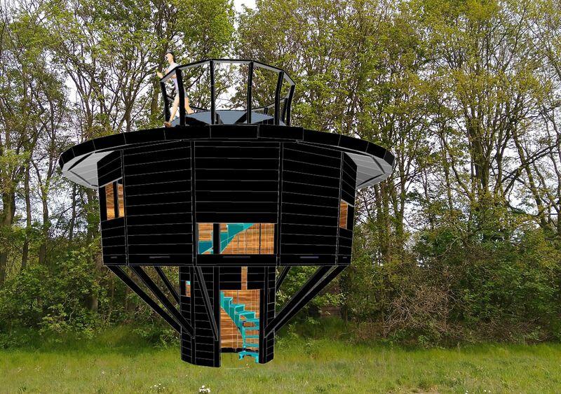 Kunstplan Ecodorp Boekel