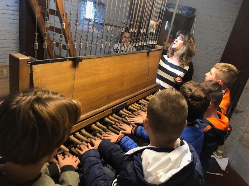 Muziek uit de toren