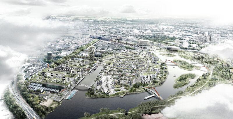 Ontwerp en aanpak van stadsnatuur