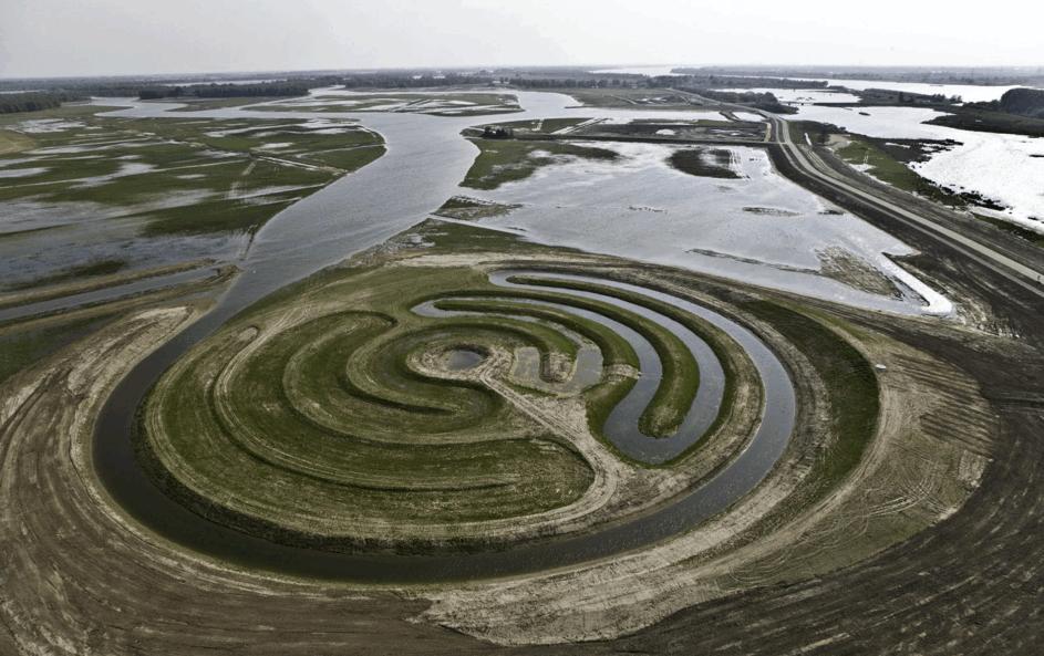 Paul de Kort - Wassende Maan - Werkendam 2008