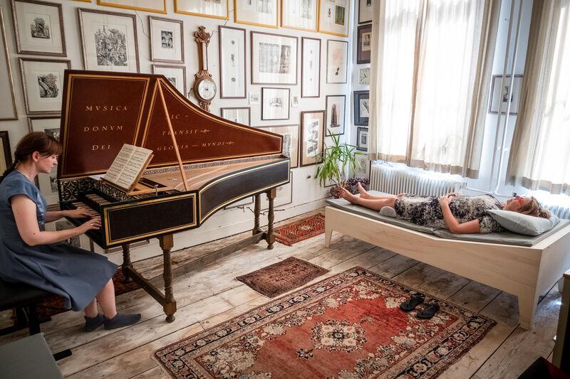 Première mini documentaire Muziek in de Zorg aflevering 2: Sounding Bodies