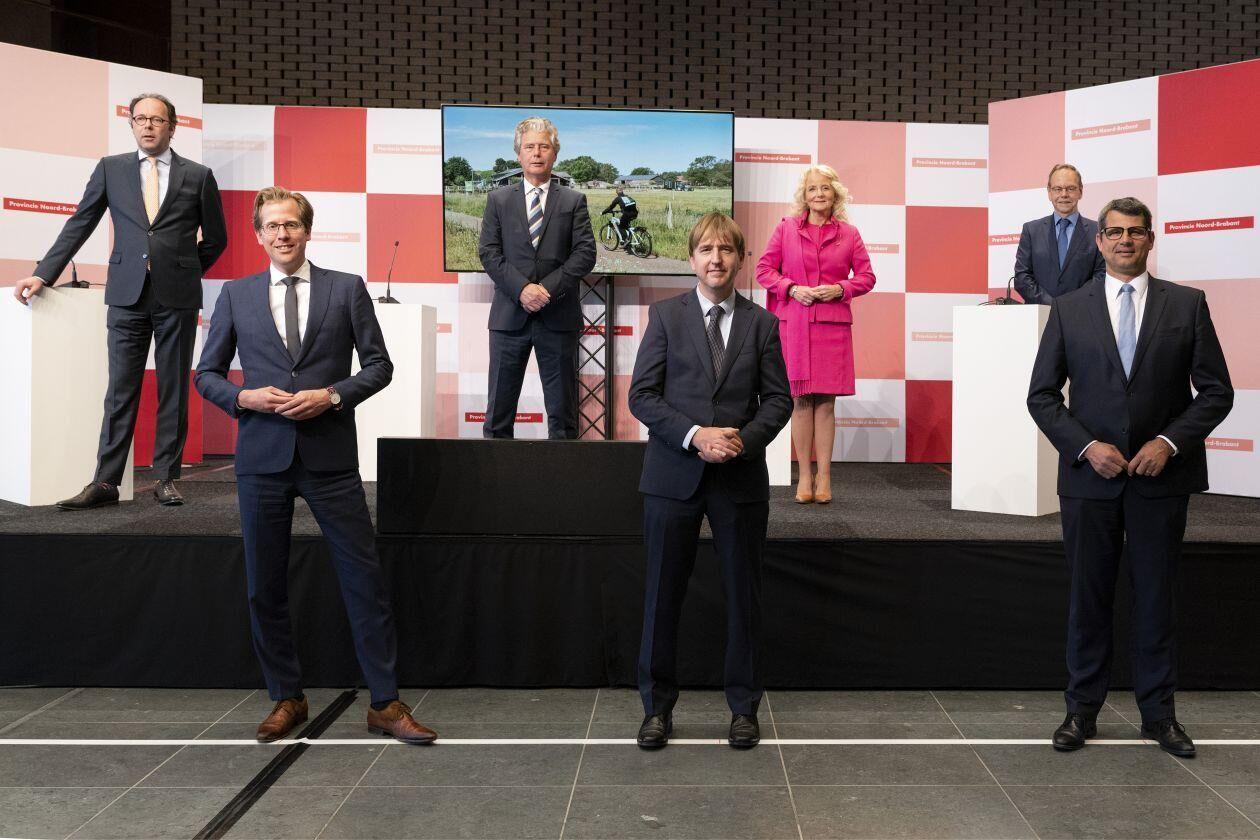 Reacties op coalitieakkoord Brabant