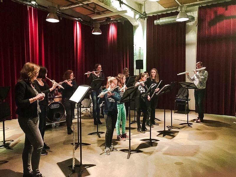 Regionale Muziekschool 's-Hertogenbosch: plannen voor meer zichtbaarheid