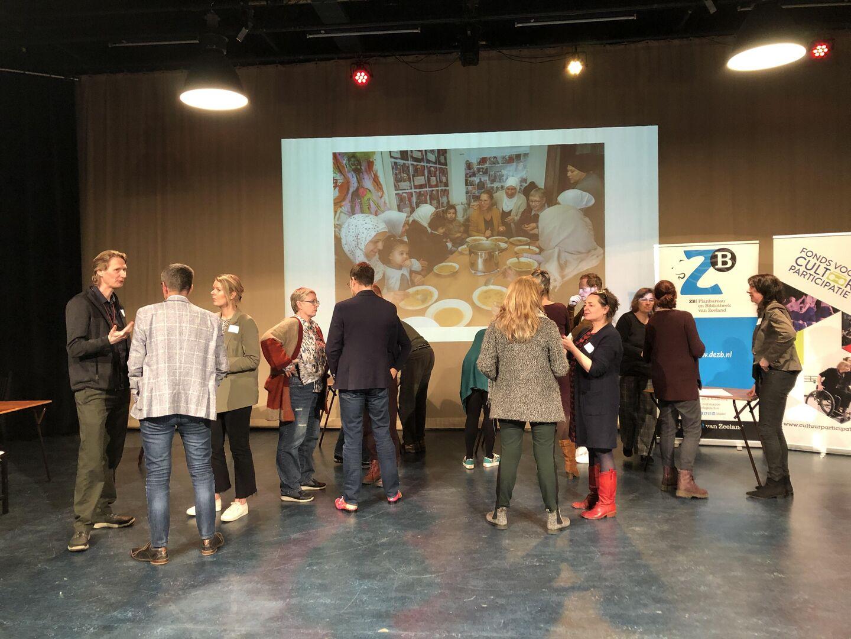 Terugblik Bijeenkomst Cultuurparticipatie in Zuid-Nederland