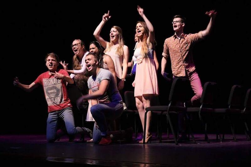 Theatergroep Trots