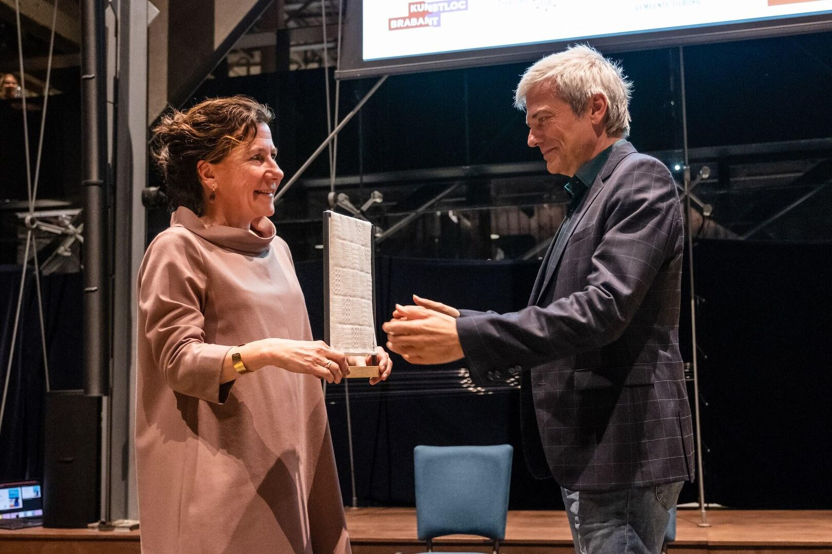 Uitreiking E. du Perronprijs 2019